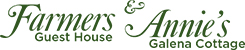 Farmers Guest House Bed & Breakfasts in Galena, IL