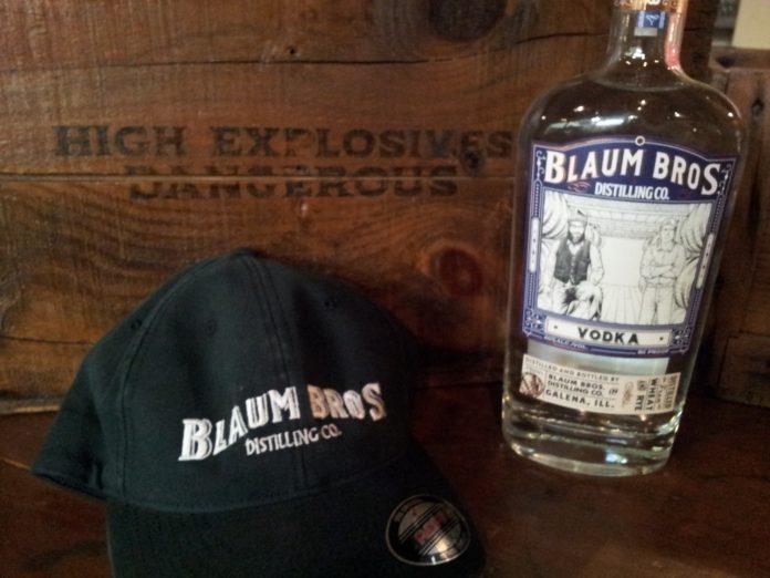 Blaum Bros. Distilling Co. is the best Galena distillery.