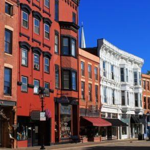 Galena, IL Downtown Main Street