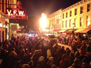 The Halloween Parade is one of the most popular Galena events to attend!
