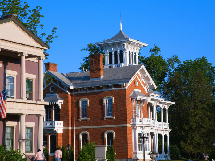 downtown galena belvedere mansion