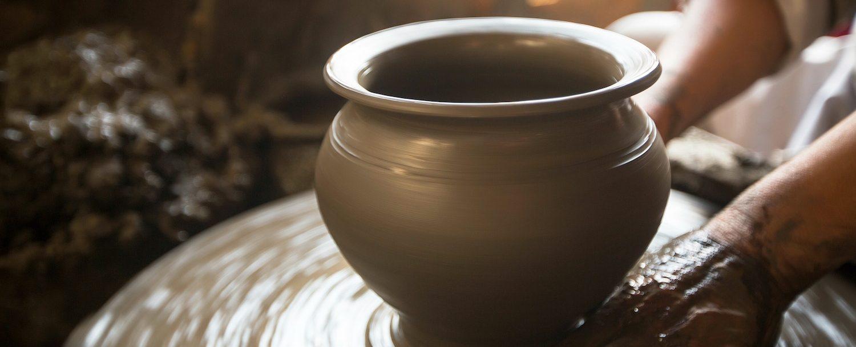 Galena pottery
