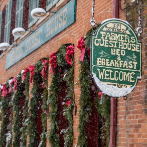 Farmers Guest House - Downtown Galena, IL
