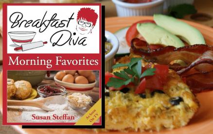 Breakfast Diva Cookbook Email