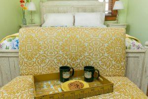 view of bed in elizabeth room