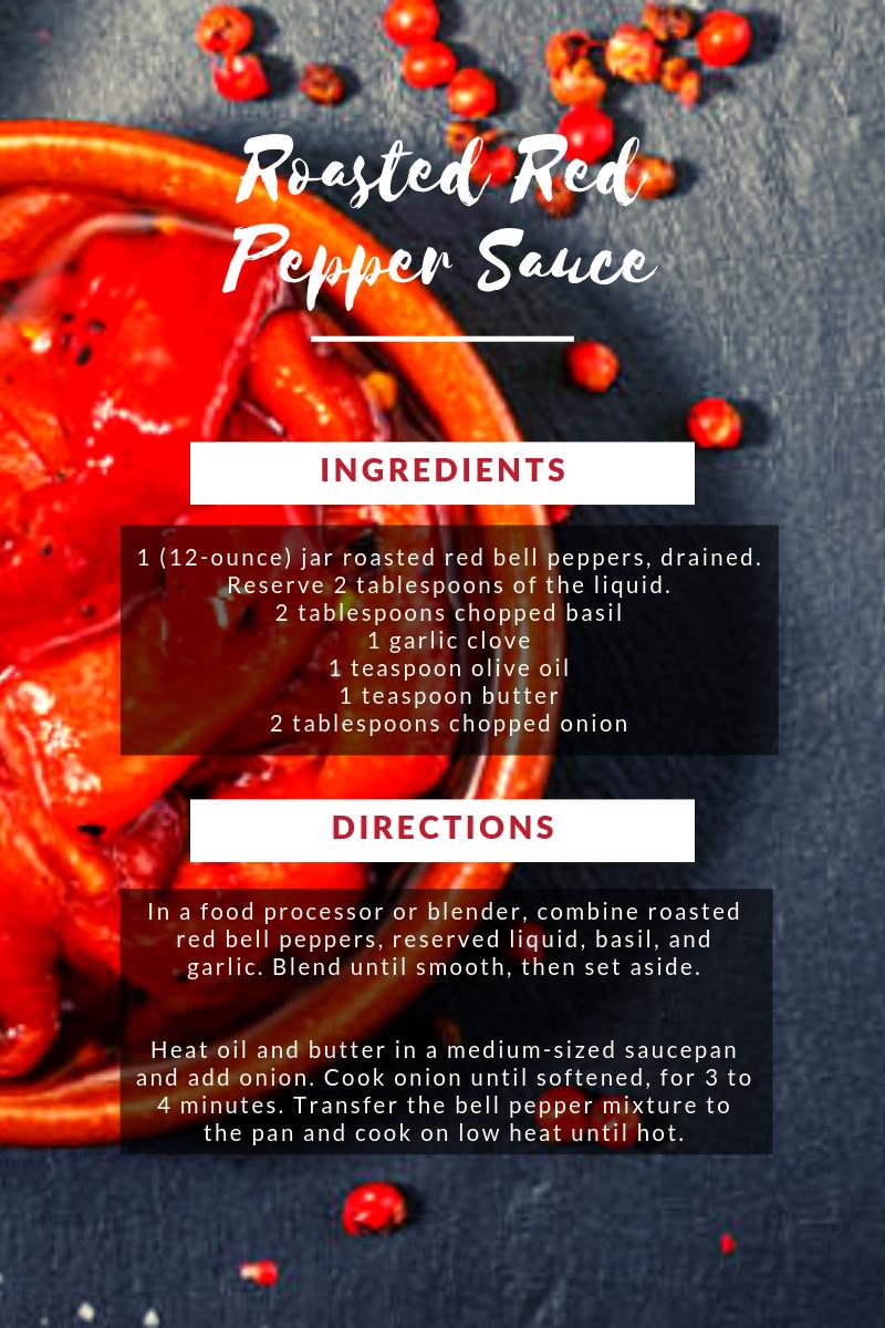 recipe for sauce