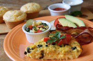 gourmet omelet
