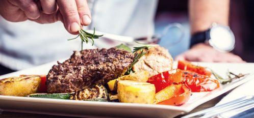 steak dinner, illinois staycations