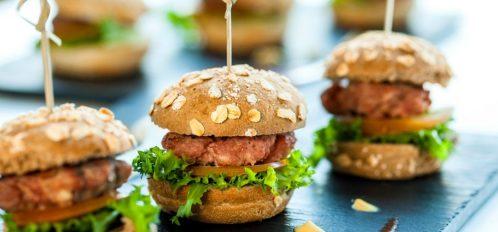 burger sliders